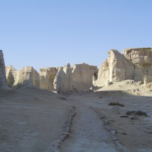 Qeshm Calling in Winter