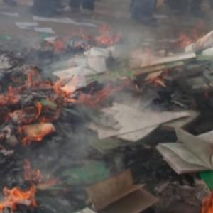 UNESCO Condemns Iraq Book Burning