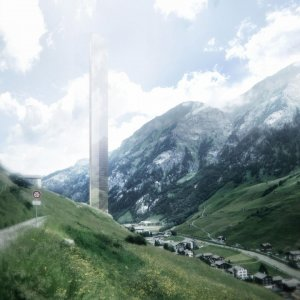 """World's Tallest Hotel in Alps """"an Abusrdity"""""""