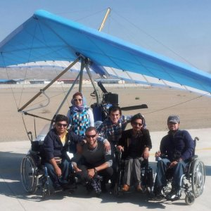 Adventure Tourism  for the Physically Challenged