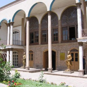 Two Khans Grace Tabriz Constitution House