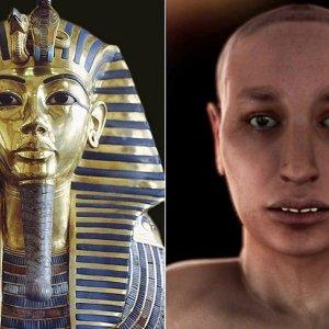 King Tut's True Face