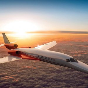Airbus to Help Build World's First Supersonic Business Jet