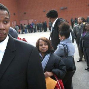 Blacks Jobless Figure High