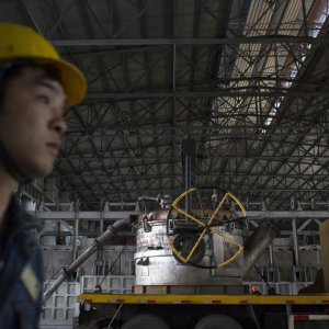 China Sets Industrial Output Target at 8%
