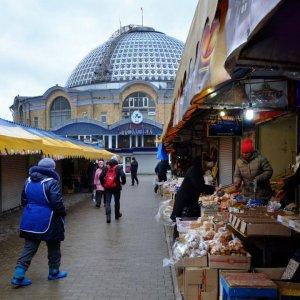 Devaluation Edges Ukraine Closer to IMF Aid