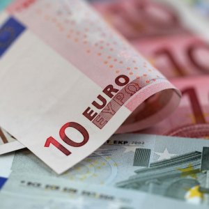Euro At 27-Month Low