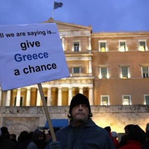 Greece, Germany Compromising on Aid Terms