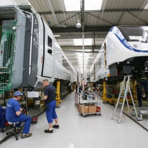 German Factory Output Up