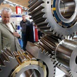German Industrial Orders Up