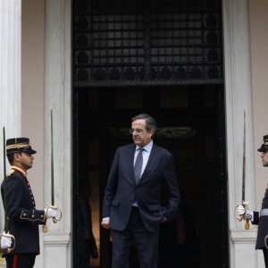 Greece Runs Into a Roadblock