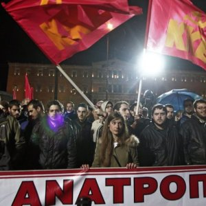 Greece PM Rules Out Third Bailout