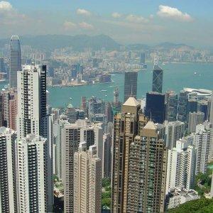 HK Property Price Crash