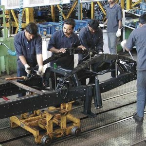 India Factory Output Rises