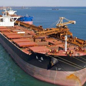 Iron Ore Output Rises