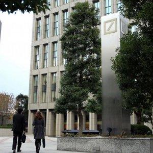 Japan School Sues Deutsche Bank