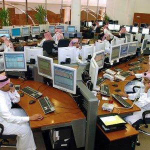 Saudi Stocks Tumble