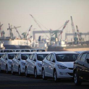 S. Korea Exports Shrink