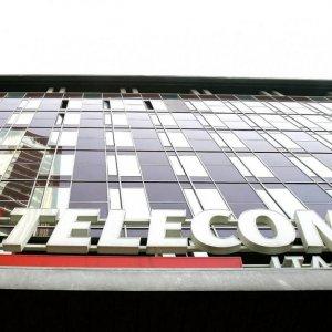 Telecom Sales Drop