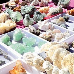 Trading Rocks