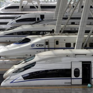 Train Makers' Merger
