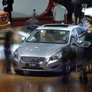 Volvo to Sell China-Made Cars in US