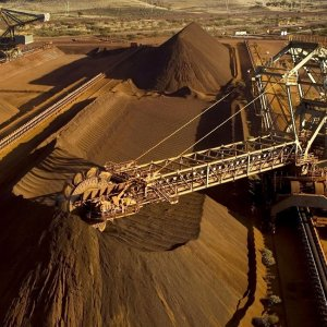 Iron Ore Stable