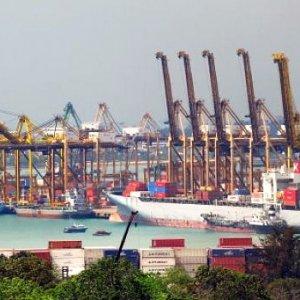 Singapore Trade Deals Rise to $55b