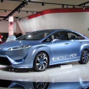 Toyota Green Car Orders Soar