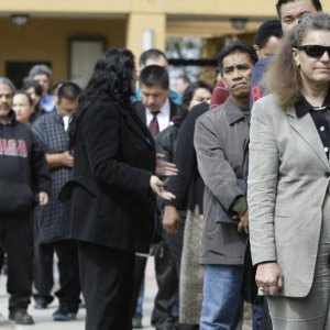 Unemployment Stable in US