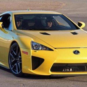 Lexus Has a Design Overhaul
