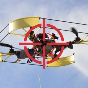 American Arrested for Shooting Down Drone
