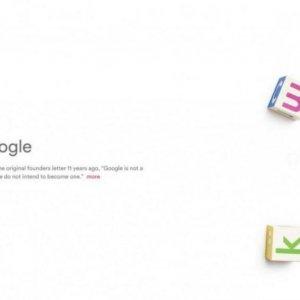 Surprise Shakeup at Google