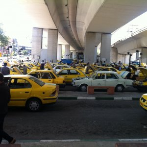 Call for Phasing Out  Paykan Taxis