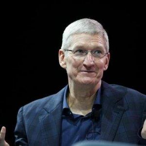 Apple in Solar Power Deal