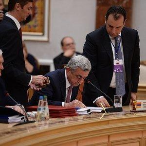 Armenia Joins Eurasian Union