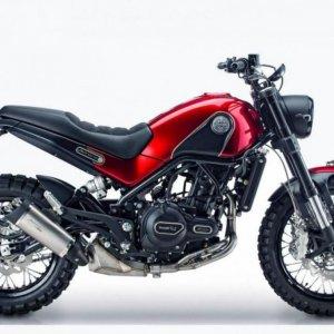 Benelli Motorbikes Roar Into Tehran