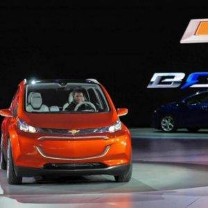 Chevrolet Bolt Trademark Suspended