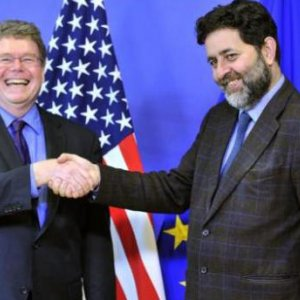EU, US Agree to 'Full Throttle' TTIP Talks