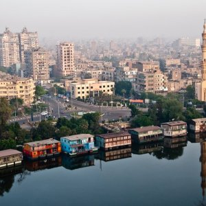 Egypt CFH Sees Higher GDP Growth