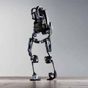 Iranians Design Wearable Robot