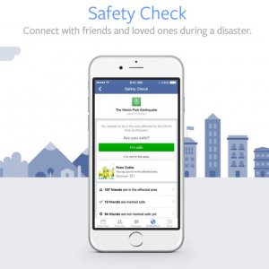 Facebook to Enable Safety Check in Disasters