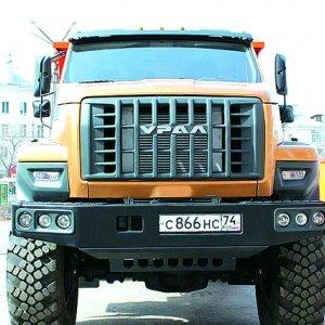 Russian Truck Maker in Tehran