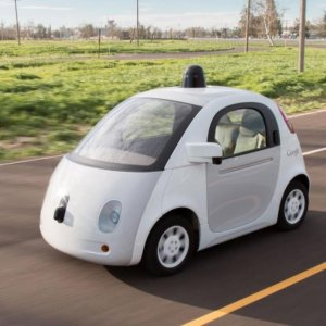 Self-Driving Cars Might Talk to Pedestrians