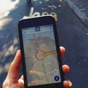 Google Maps Help Ease Traffic