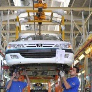 Vehicle Production Halved