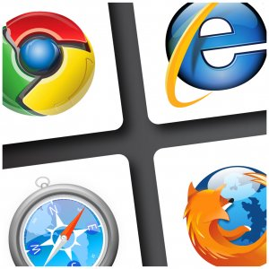 Internet Explorer Still Largest Browser