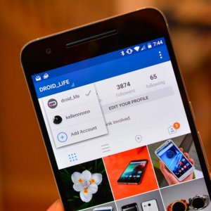Account Switching Available on Instagram