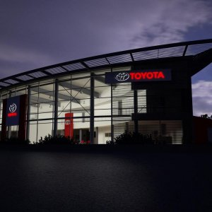 Toyota Opens Gilan Office