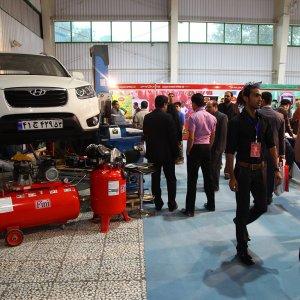 110 Companies at Isfahan  Auto Part Expo